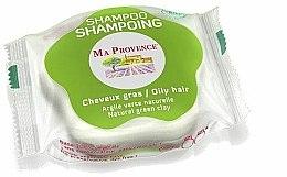Parfums et Produits cosmétiques Shampooing solide à l'argile verte naturelle - Ma Provence Shampoo
