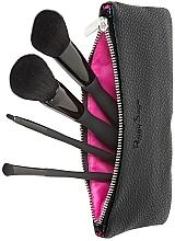 Parfums et Produits cosmétiques Kit pinceaux de maquillage, 4pcs - Peggy Sage Set