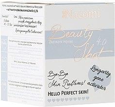 Parfums et Produits cosmétiques Sérum concentré à la vitamine C et rétinol pour le visage - Nacomi Beauty Shots Concentrated Serum 4.0