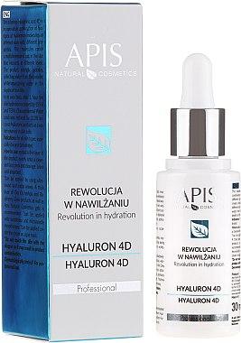 Acide hyaluronique - APIS Professional 4D Hyaluron