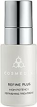 Parfums et Produits cosmétiques Sérum à l'huile de lavande et rétinol 1,5% pour visage - Cosmedix Refine Plus High Potency Refinishing Treatment