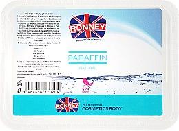 Parfums et Produits cosmétiques Paraffine naturelle - Ronney Natural Paraffin