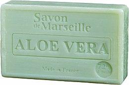 Parfums et Produits cosmétiques Savon de Marseille à l'arôme d'aloé vera - Le Chatelard 1802 Soap Almond & Cranberry
