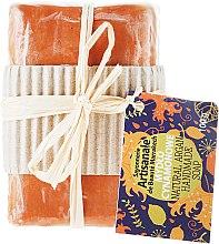 Parfums et Produits cosmétiques Savon artisanal à la cannelle naturelle et argan - Beaute Marrakech Cinnamon Soap