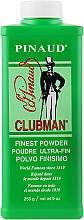 Parfums et Produits cosmétiques Poudre ultra-fin pour corps - Clubman Pinaud Finest Talc Ultra-Fin