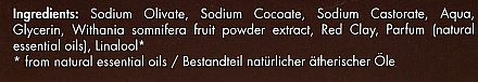 Savon naturel au ginseng indien - Apeiron Ashwaganda Plant Oil Soap — Photo N4