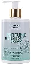 Parfums et Produits cosmétiques Crème parfumée pour mains et corps - Farmona Professional Perfume Hand&Body Cream Perfect