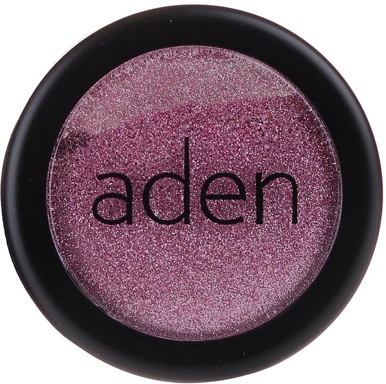 Poudre libre de paillettes - Aden Cosmetics Glitter Powder