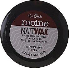 Parfums et Produits cosmétiques Cire coiffante et matifiante à base d'eau, fixation forte - Renee Blanche Moine Matt Wax