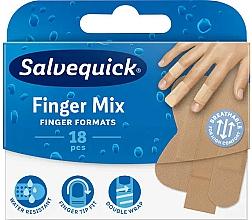 Parfums et Produits cosmétiques Pansements pour callosités et durillons - Salvequick Finger Mix