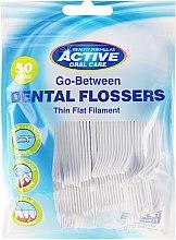 Parfums et Produits cosmétiques Porte-fils dentaires - Beauty Formulas Active Oral Care Dental Flossers
