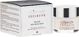 Parfums et Produits cosmétiques Crème cellulaire anti-âge - Skincode Exclusive Cellular Anti-Aging Cream