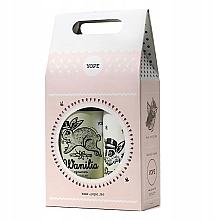 Parfums et Produits cosmétiques Yope Vanille et cannelle - Set (savon liquide/500ml + lotion corps/300ml)
