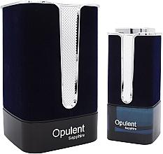 Parfums et Produits cosmétiques Al Haramain Opulent Sapphire - Eau de Parfum