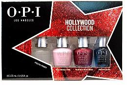 Parfums et Produits cosmétiques Coffret - O.P.I Infinite Shine 2 Hollywood Collection Spring 2021 Mini Set