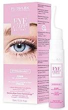 Parfums et Produits cosmétiques Crème combleur de rides contour des yeux - Floslek Eye Care Expert Filling Anti-Crow's Feet Cream