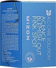 Parfums et Produits cosmétiques Soin de nuit bi-phasé anti-imperfections - Mizon Acence Blemish Out Pink Spot