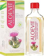 Parfums et Produits cosmétiques Traitement à l'extrait d'aloe vera pour cheveux - Kosmed Aloevit Nourishing & Strengthening