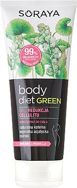 Concentré anti-cellulute pour le corps - Soraya Body Diet Green