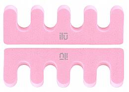 Parfums et Produits cosmétiques Séparateur d'orteils, rose - Ilu Toe Separator Pink