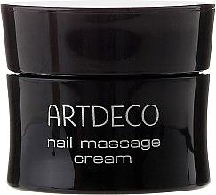 Crème de massage pour ongles et cuticules - Artdeco Nail Massage Cream — Photo N2