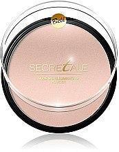Parfums et Produits cosmétiques Poudre illuminatrice pour visage et corps - Bell Secretale Nude Skin Illuminating Powder