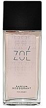 Parfums et Produits cosmétiques Vittorio Bellucci Zoe - Déodorant spray parfumé