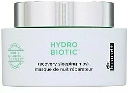 Parfums et Produits cosmétiques Masque de nuit anti-rougeurs au miel - Dr. Brandt Hydro Biotic Recovery Sleeping Mask