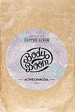 Parfums et Produits cosmétiques Gommage au café et charbon actif pour corps - Body Boom Active Charcoal Coffee Scrub