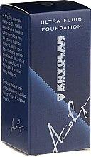 Parfums et Produits cosmétiques Fond de teint - Kryolan Ultra Fluid Foundation