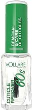 Parfums et Produits cosmétiques Émollient cuticules - Vollare Cosmetics Cuticle Remover