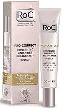 Parfums et Produits cosmétiques Concentré anti-rides régénérant intensif pour visage - RoC Pro-Correct Anti-Wrinkle Rejuvenating Concentrate Intensive
