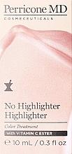Parfums et Produits cosmétiques Enlumineur à la vitamine C - Perricone MD No Highlighter Highlighter