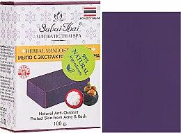 Parfums et Produits cosmétiques Savon à l'extrait de mangoustan - Sabai Thai Herbal Mangosteen Soap