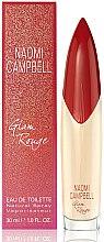 Parfums et Produits cosmétiques Naomi Campbell Glam Rouge - Eau de Toilette