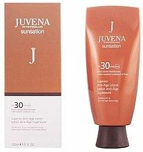 Parfums et Produits cosmétiques Lotion au collagène et huile de soja pour visage - Juvena Sunsation Superior Anti-Age Lotion SPF 30