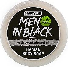 Parfums et Produits cosmétiques Savon à l'huile d'amande douce pour mains et corps - Beauty Jar Hand & Body Soap