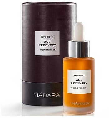 Huile bio anti-âge pour visage - Madara Cosmetics Superseed Age Recovery Gesichtso