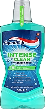 Parfums et Produits cosmétiques Bain de bouche sans alcool - Aquafresh Intense Clean Invigorating Freshness