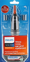 Parfums et Produits cosmétiques Tondeuse pour nez, oreilles et sourcils - Philips Trimmer NT3160/10