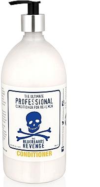 Après-shampooing à la kératine pour cheveux - The Bluebeards Revenge Concentrated Conditioner  — Photo N2