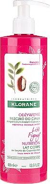 Lait au beurre de cupuaçu bio pour corps Feuille de figuier - Klorane Cupuacu Fig Leaf Nourishing Body Lotion — Photo N3