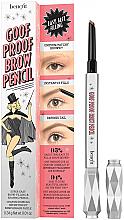 Parfums et Produits cosmétiques Crayon sourcils définition et remplissage facile - Benefit Goof Proof Brow Pencil
