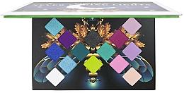 Parfums et Produits cosmétiques Palette d'ombres à paupières - Moira Never Ending Lights Shadow Palette