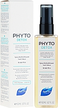 Parfums et Produits cosmétiques Spray rafraîchissant à l'huile essentielle d'eucalyptus pour cheveux et cuir chevelu - Phyto Detox Rehab Mist