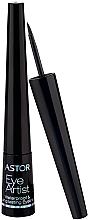 Parfums et Produits cosmétiques Eyeliner liquide waterproof - Astor Eye Artist Waterproof Eyeliner