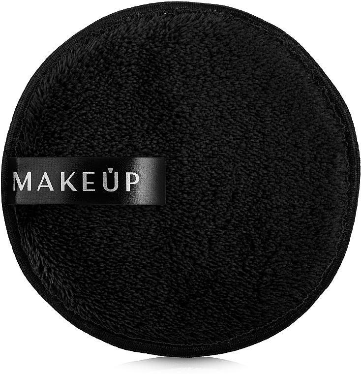 Éponge nettoyante pour visage, My Cookie, noir - MakeUp Makeup Cleansing Sponge Black