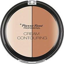 Parfums et Produits cosmétiques Palette de contouring pour visage - Pierre Rene Cream Contouring