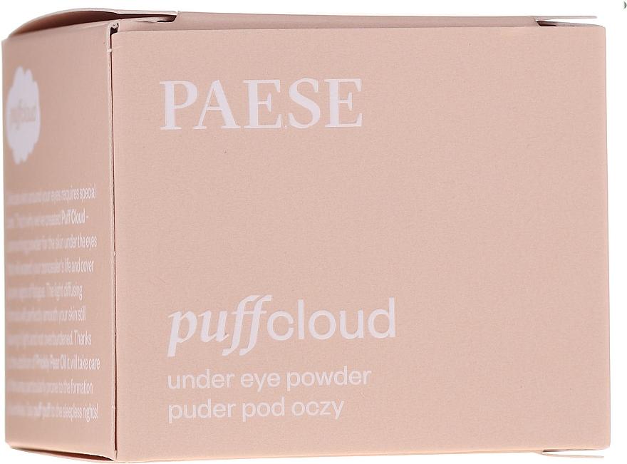 Poudre libre sous les yeux - Paese Puff Cloud