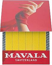 Parfums et Produits cosmétiques Mini limes à ongles - Mavala Mini Emery Boards